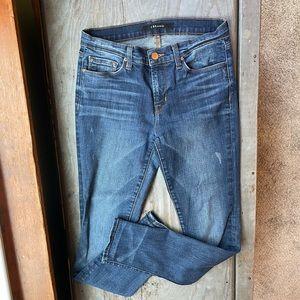 J Brand Jeans skinny leg heartbreak | size 27